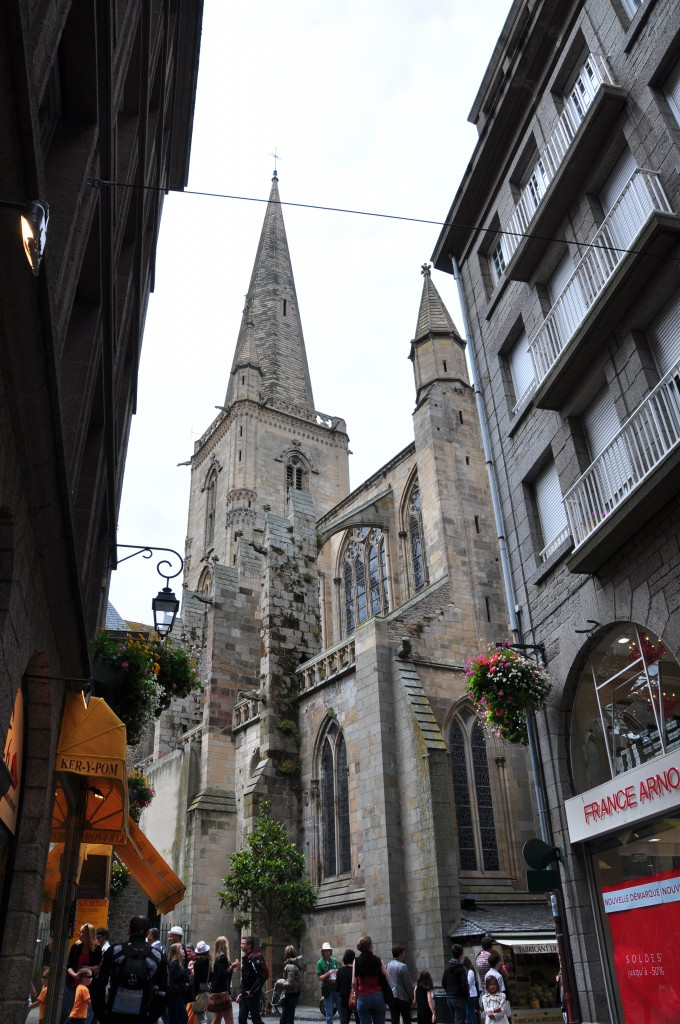 Saint Malo Cathedral France Travel Info