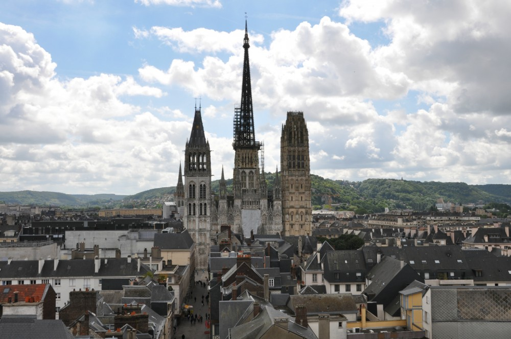 Rouen Cathedral France Travel Info